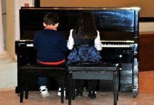 Pianofortissimo: concorso 4 mani