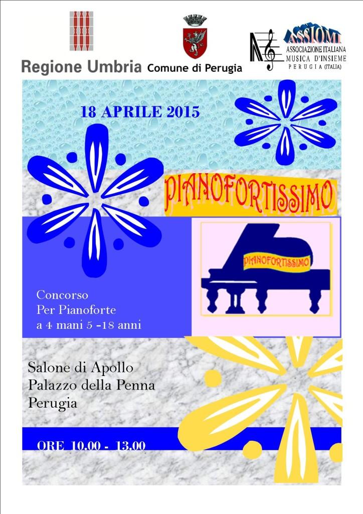 locandina pianofortissimo 2015